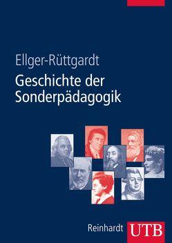 Geschichte der Sonderpädagogik von Ellger-Rüttgardt,  Sieglind