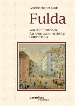 Geschichte der Stadt Fulda – Band II von Hamberger,  Wolfgang