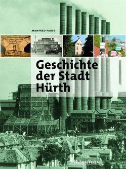 Geschichte der Stadt Hürth von Faust,  Manfred