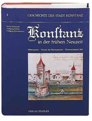 Geschichte der Stadt Konstanz / Konstanz im Mittelalter von Burkhardt,  Martin, Dobras,  Wolfgang, Zimmermann,  Wolfgang