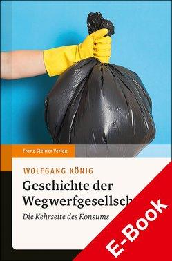 Geschichte der Wegwerfgesellschaft von König,  Wolfgang
