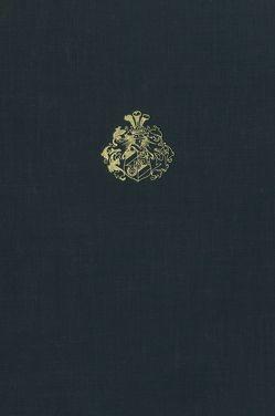 Geschichte des Corps Hassia 1965 – 2015 von Fabry,  Philipp W., Rink,  Hermann