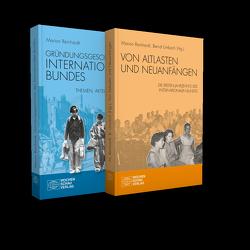 Geschichte des Internationalen Bundes von Reinhardt,  Marion, Umbach,  Bernd