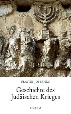 Geschichte des Judäischen Krieges von Clementz,  Heinrich, Flavius,  Josephus