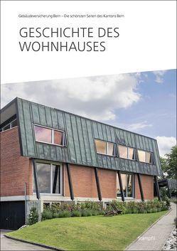 Geschichte des Wohnhauses von Gebäudeversicherung Bern (GVB)