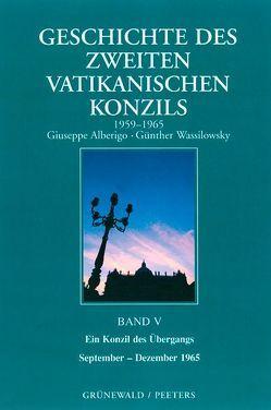 Geschichte des Zweiten Vatikanischen Konzils (1959-1965) von Alberigo,  Giuseppe, Wittstadt,  Klaus