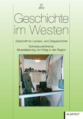 Geschichte im Westen 27/2012