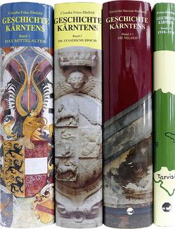 Geschichte Kärntens von Alexander,  Hanisch-Wolfram, Claudia,  Fräss-Ehrfeld