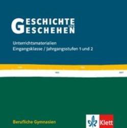 Geschichte und Geschehen 11-13. Ausgabe Baden-Württemberg Berufliche Gymnasien von Kochendörfer,  Jürgen