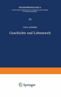 Geschichte und Lebenswelt von Janssen,  Petra