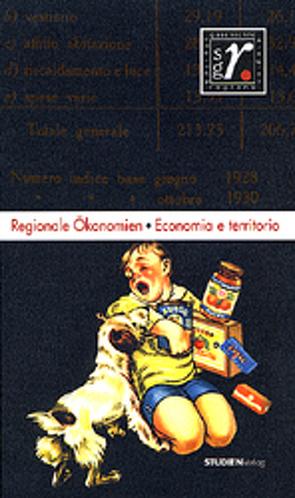 Geschichte und Region/Storia e regione 10/1 von Bonoldi,  Andrea, Meixner,  Wolfgang