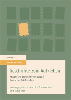 Geschichte zum Aufkleben von Hack,  Achim Thomas, Ries,  Klaus