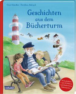 Geschichten aus dem Bücherturm von Ackroyd,  Dorothea, Scheffler,  Ursel