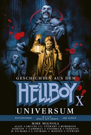 Geschichten aus dem Hellboy Universum 10 von Mignola,  Mike