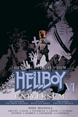 Geschichten aus dem Hellboy-Universum 6 von Mignola,  Mike, Neubauer,  Frank