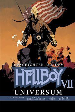 Geschichten aus dem Hellboy Universum 7 von Mignola,  Mike