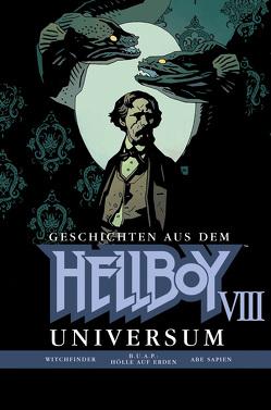 Geschichten aus dem Hellboy Universum 8 von Mignola,  Mike