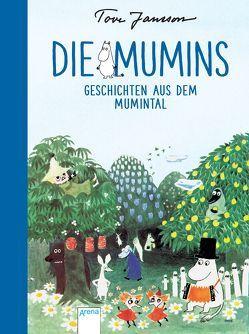 Die Mumins. Geschichten aus dem Mumintal von Jansson,  Tove, Kicherer,  Birgitta