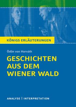 Geschichten aus dem Wiener Wald von Ödön von Horváth. von Horváth,  Ödön von, Reitzammer,  Wolfgang
