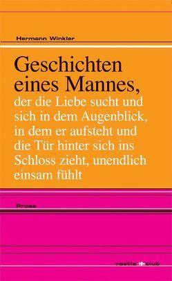 Geschichten eines Mannes von Winkler,  Hermann