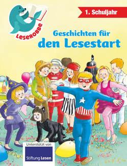 Geschichten für den Lesestart von Richter,  Stefan, Rörig,  Sonja, Steinfeld,  Lena