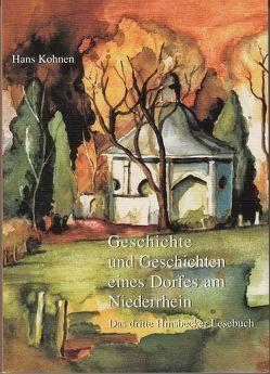 Geschichten und Geschichten eines Dorfes am Niederrhein von Beyen,  Peter, Kohnen,  Hans, Stenmans,  Heinz