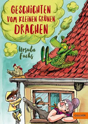 Geschichten vom kleinen grünen Drachen von Fuchs,  Ursula, Knorre,  Alexander von