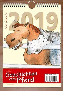 Geschichten vom Pferd 2019 von Karl,  Monica