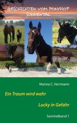 Geschichten vom Ponyhof Sonnental von Herrmann,  Marina C.