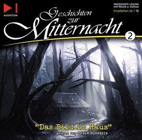 Geschichten zur Mitternacht 02 von Frentzel,  David, Lovecraft,  H. P., Winter,  Markus