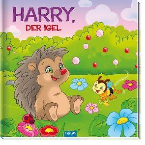 Geschichtenbuch – Harry, der Igel