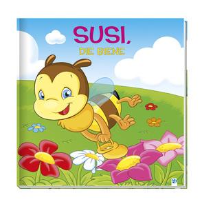Geschichtenbuch Susi, die Biene