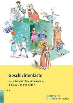 Geschichtenkiste von Meyer-Liedholz,  Dorothea