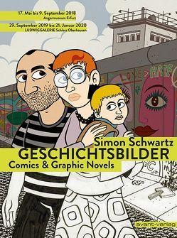 Geschichtsbilder – Comics & Graphic Novels von Schwartz,  Simon