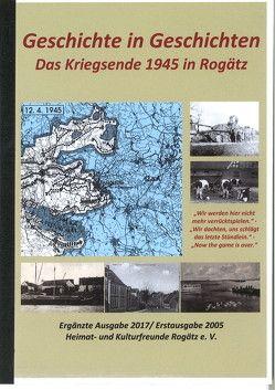Geschicte in Geschichten von Häüsler,  Margitta, Heimat und Kulturfreunde Rogätz e.V.,  Margitta