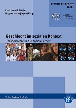 Geschlecht im sozialen Kontext von Hasenjürgen,  Brigitte, Rohleder,  Christiane