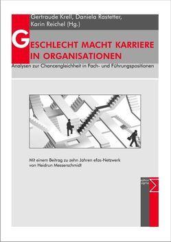 GESCHLECHT MACHT KARRIERE IN ORGANISATIONEN von Krell,  Gertraude, Rastetter,  Daniela, Reichel,  Karin