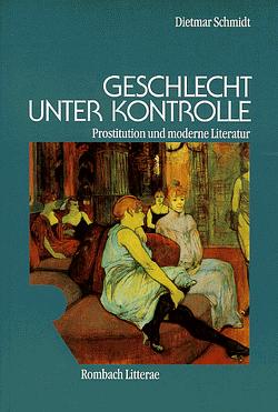 Geschlecht unter Kontrolle von Schmidt,  Dietmar