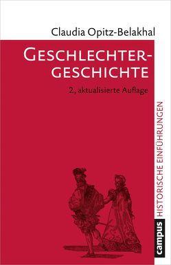 Geschlechtergeschichte von Opitz-Belakhal,  Claudia