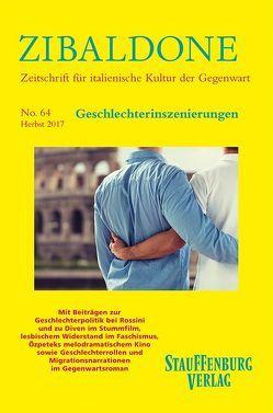 Geschlechterinszenierungen von Bremer,  Thomas, Harth,  Helene, Heydenreich,  Titus, Winkler,  Daniel