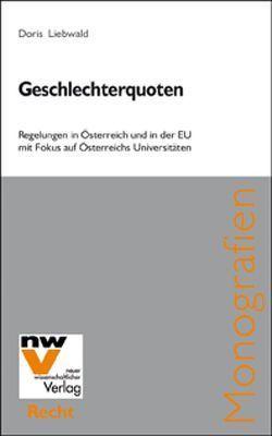 Geschlechterquoten von Liebwald,  Doris