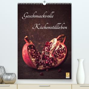 Geschmackvolle Küchenstillleben (Premium, hochwertiger DIN A2 Wandkalender 2021, Kunstdruck in Hochglanz) von Gissemann,  Corinna