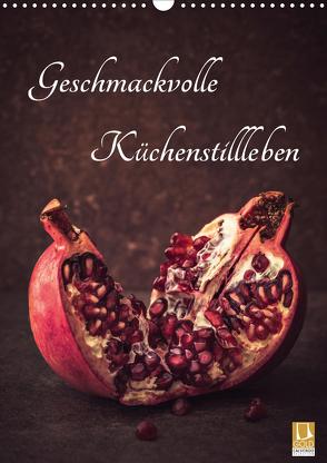 Geschmackvolle Küchenstillleben (Wandkalender 2021 DIN A3 hoch) von Gissemann,  Corinna
