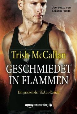 Geschmiedet in Flammen von Fricke,  Kerstin, McCallan,  Trish