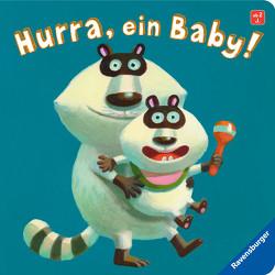 Hurra, ein Baby! von Bougaeva,  Sonja, Ohrenblicker,  Jens, Orso,  Kathrin