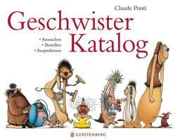 Geschwister-Katalog von Ponti,  Claude, Scheffel,  Tobias