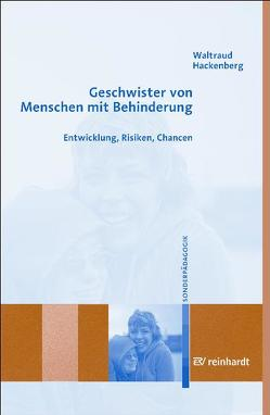 Geschwister von Menschen mit Behinderung von Hackenberg,  Waltraud