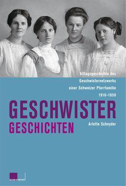 Geschwistergeschichten von Schnyder,  Arlette