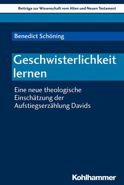 Geschwisterlichkeit lernen von Dietrich,  Walter, Gielen,  Marlis, Schöning,  Benedict, Scoralick,  Ruth, von Bendemann,  Reinhard