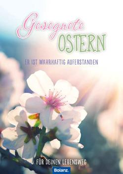 Gesegnete Ostern von Remmers,  Erich